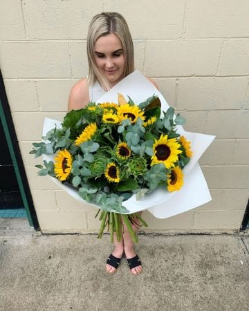 Sunflower Lover Bouquet