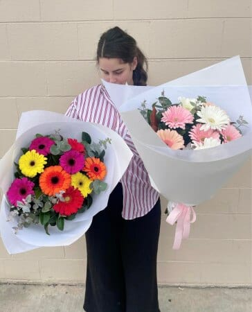 Gerbera Lover Bouquet